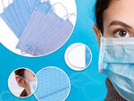 Disposable-3 Ply-Face-Mask-Plain-Blue