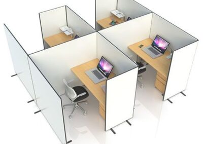 budget-medical-screens in office