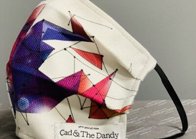 Cad & Dandy Savile Row Corporate mask example