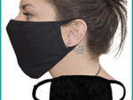 Face Mask 2 ply cotton