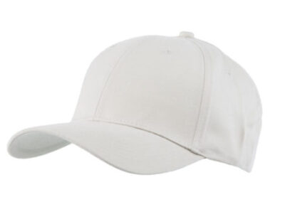 Natual Baseball hat 6 panel for protection visor